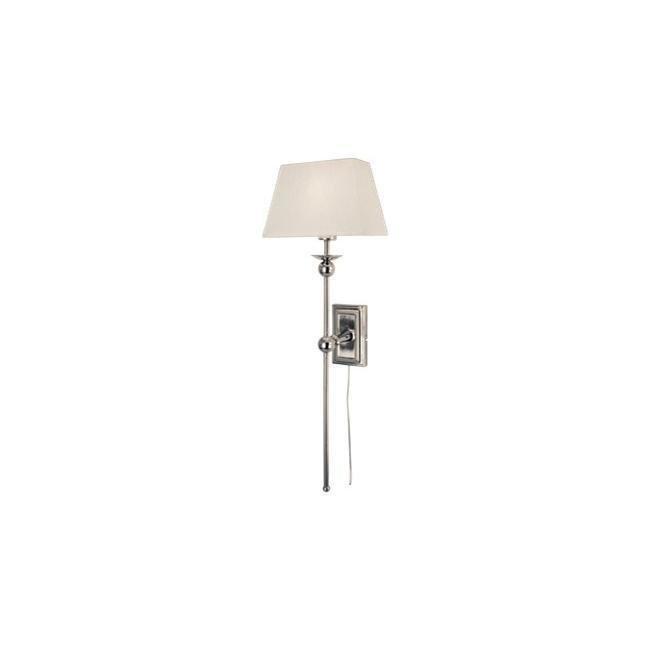 Scan Lamps Anette seinävalaisin hopea
