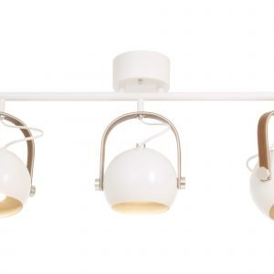 Scan Lamps Bow Kattospotti Valkoinen 3-Osainen