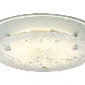 Scan Lamps Denice Led Plafondi Valkoinen