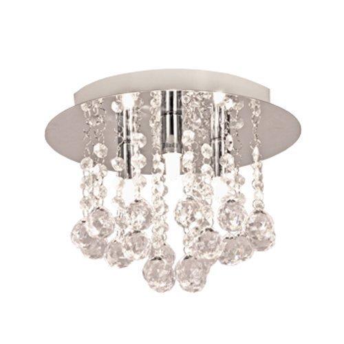 Scan Lamps Madelene kattoplafondi 26 kromi