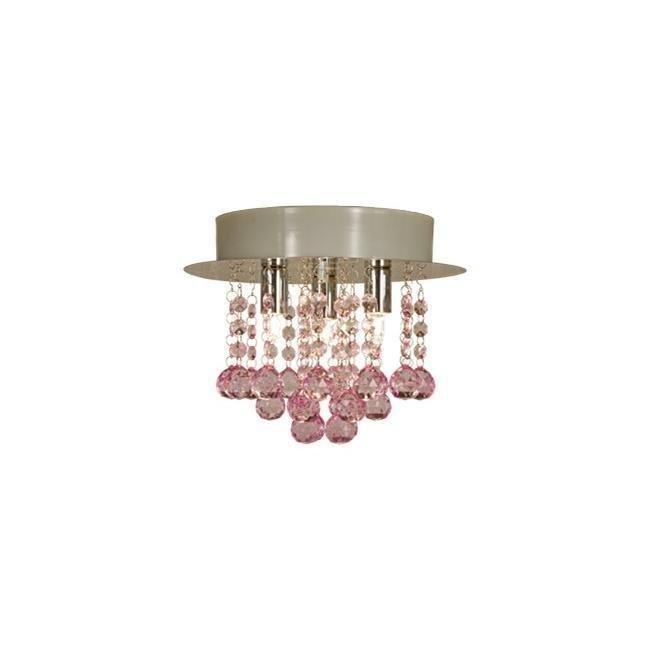 Scan Lamps Madelene kattoplafondi 26 kromi/lila