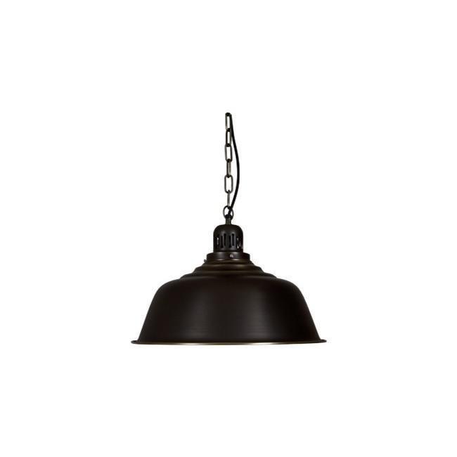 Scan Lamps Maryland kattovalaisin tumma antiikki