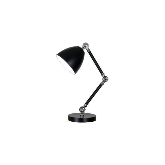 Scan Lamps Sixten pöytävalaisin musta