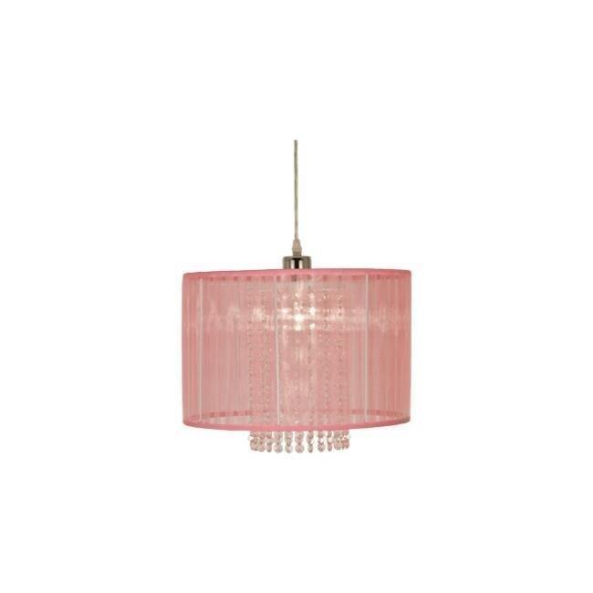 Scan Lamps Vendela kattovalaisin vaaleanpunainen