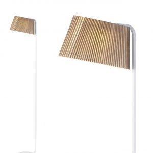 Secto Design Owalo 7010 Lattiavalaisin Pähkinä