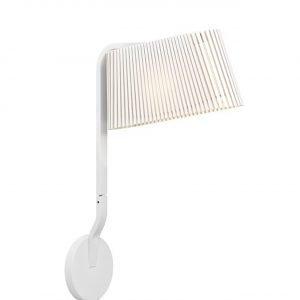 Secto Design Owalo 7030 Seinävalaisin Valkoinen