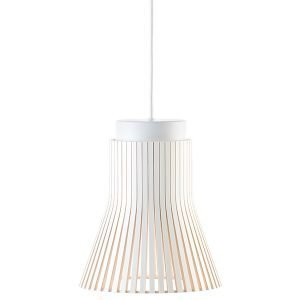 Secto Design Petite 4600 Valaisin Valkoinen
