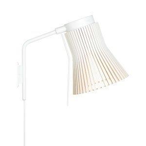 Secto Design Petite 4630 Seinävalaisin Valkoinen