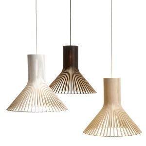 Secto Design Puncto 4203 Valaisin Valkoinen