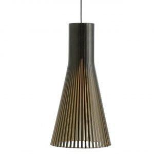Secto Design Secto 4200 Riippuvalaisin Musta