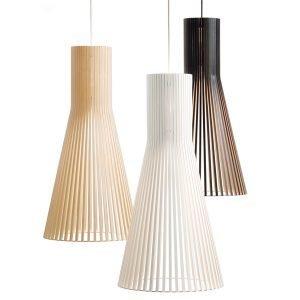 Secto Design Secto 4200 Valaisin Valkoinen 60 Cm