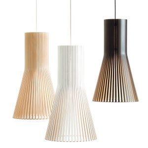 Secto Design Secto 4201 Valaisin Valkoinen 45 Cm