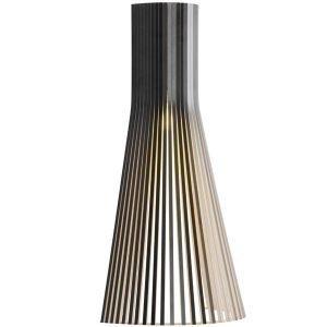Secto Design Secto 4230 Seinävalaisin Musta 60 Cm