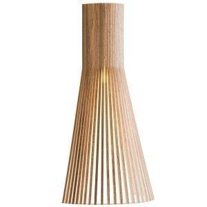Secto Design Secto 4230 Seinävalaisin Pähkinä 60 Cm