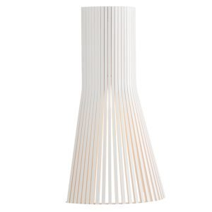Secto Design Secto 4231 Seinävalaisin Valkoinen 45 Cm