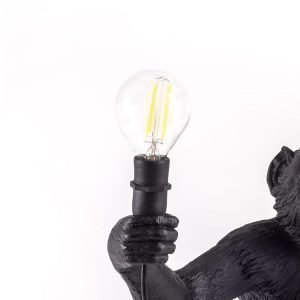 Seletti Monkey Lamp Outdoor Hehkulamppu Led P45g 2w E14