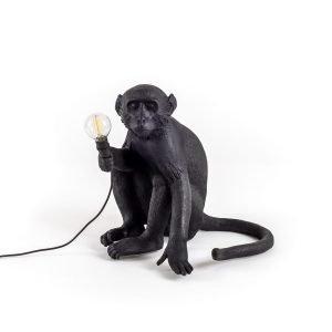 Seletti Monkey Ulkovalaisin Istuva