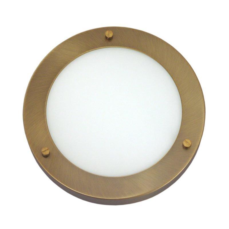 Sessak Rondo 3 GX53 LED Pronssi Plafondi (kylpyhuone)