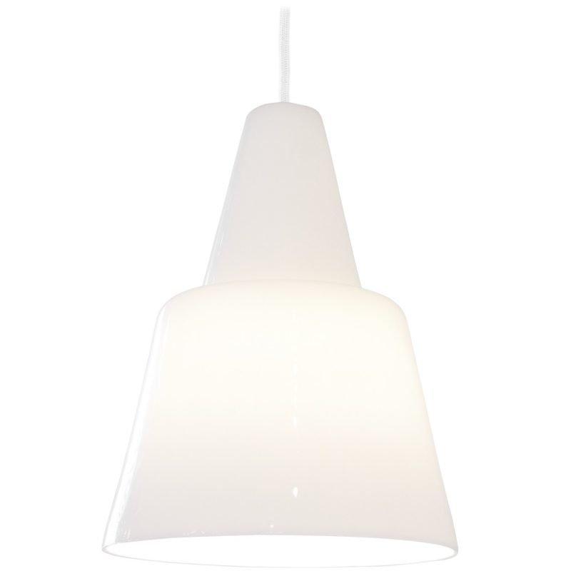 Sessak Vilho K1791-1V Kiiltävän valkoinen Riippuvalaisin