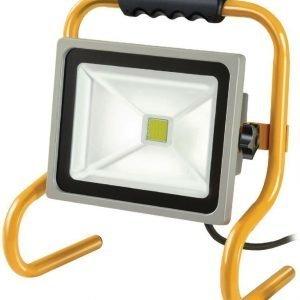 Siirrettävä COB LED-valo 30 W 2 m IP65