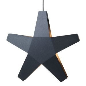 Smd Design Advent Joulutähti Anthracite 60 Cm