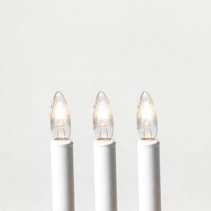 Smd Design Hehkulamppu Spica Adventtikynttilänjalalle 3kpl