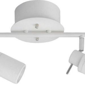 Spottivalaisin FocusLight Maren 4x11W 230V IP20 matta valkoinen