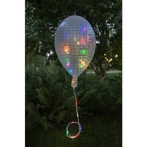Star Ballon Led Valokoriste