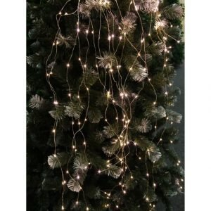 Star Cluster Wire Dew Drop 125 Light Valosarja
