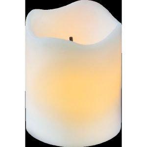 Star Ladattavat Led Kynttilät Valkoinen 6 Kpl