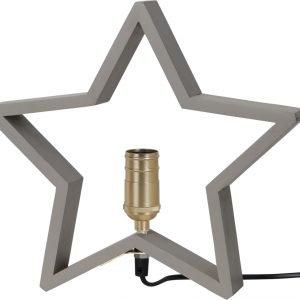 Star Lysekil Pöytätähti Beige 29 Cm