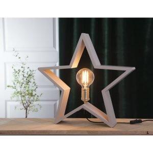 Star Lysekil Pöytätähti Beige 48 Cm