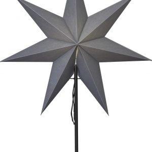 Star Ozen Pöytätähti Harmaa 75 Cm
