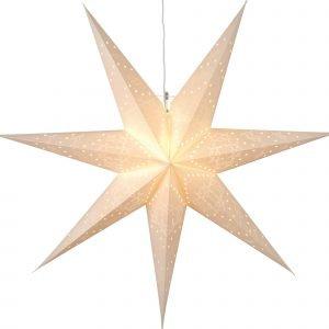 Star Sensy Paperitähti Valkoinen 70 Cm