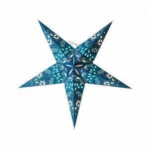 Star Trading Bright Valotähti Halkaisija Sininen 60 Cm