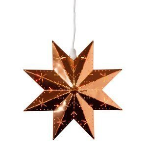 Star Trading Classic Joulutähti Kupari