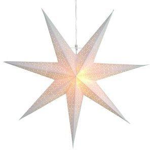 Star Trading Dot Joulutähti Valkoinen