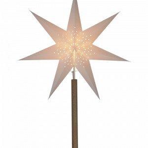 Star Trading Elice Valotähti Jalallinen Ruskea