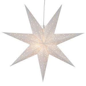 Star Trading Galaxy Joulutähti Valkoinen
