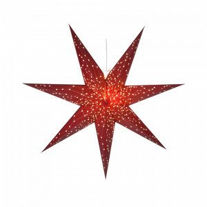 Star Trading Galaxy Valotähti 1 M Punainen