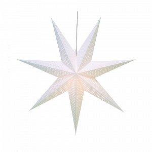 Star Trading Huss Valotähti 1 M Valkoinen