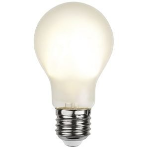 Star Trading Led Hehkulamppu E27 A60 Frosted Filament