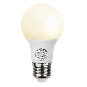 Star Trading Led Hehkulamppu E27 A60 Smart Led White