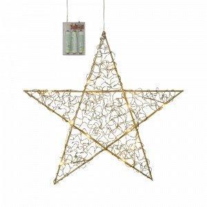 Star Trading Loop Valotähti Messinkiä 35 Cm