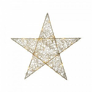 Star Trading Loop Valotähti Messinkiä 47 Cm