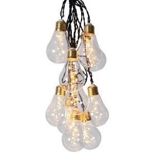 Star Trading Party Light Valonauha 10 Lamppu