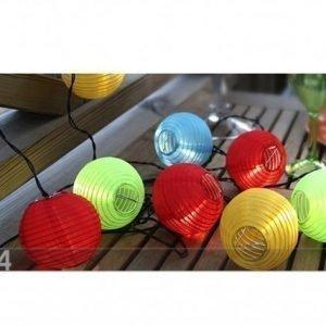 Star Trading Puutarhavalaisin Aurinkopaneelilla Energy Balls 10 Led