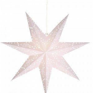 Star Trading Romantic Valotähti Valkoinen 54 Cm