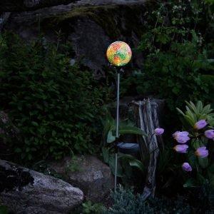 Star Trading Sol Pglask Multi Pin Aurinkokennovalaisin Monivärinen