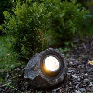 Star Trading Sol Sten Riktb Ljus18 Lm Koristevalaisin Harmaa